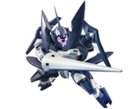 Advanced GN-X SD Gundam G Generation Cross Rays