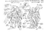 FA-010S Full Armor ZZ Gundam Settei