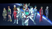 Gundam - Beyond (40th anniversary) 25