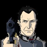 SD Gundam G Generation Genesis Character Face Portrait 2 0255