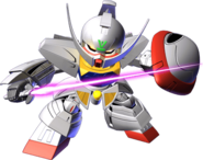 SD Gundam G Generation RE Turn A Gundam