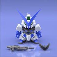 SG Gundam Astray Blue Frame (Minipla) 01