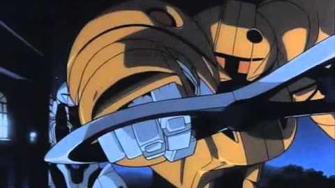 112 MRC-F20 Gold SUMO (from Turn A Gundam)