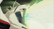 Alpha Azieru Head Mega Particle Cannon