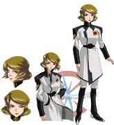 Gundam info Character Sheet Talia Gladys