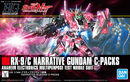 HGUC Narrative Gundam C-Packs