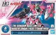 HGUC Narrative Gundam C-Packs -Titanium Finish-