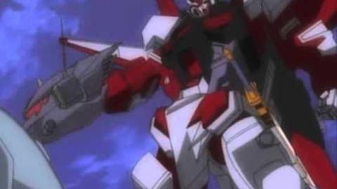 115 MBF-P02 Gundam Astray Red Frame (from Mobile Suit Gundam SEED Astray)