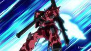 MS-06BR Ballistic Zaku (Battlogue 01) 04