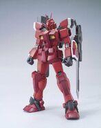 PF-78-3A Gundam Amazing Red Warrior (Gunpla 1-100) (Front)