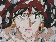 Rain break free from the shackles of Devil Gundam