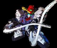 SD Gundam G Generation Cross Rays Gundam Sandrock Custom (EW Ver.)
