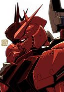 Ν-Zeon Gundam gyoubu 2