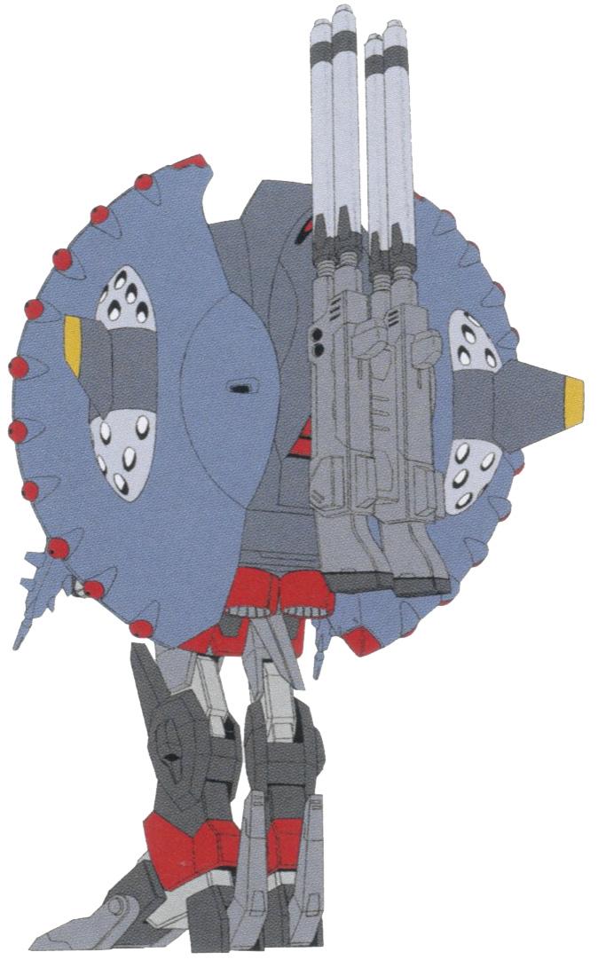 MS Mode (Rear)