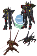 ZGMF-X88S Gaia Gundam Profiles
