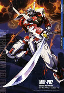 Astray red frame