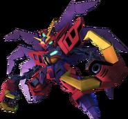 Gundam Virsago Chest Break GGCR