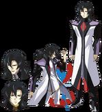Gundam info Character Sheet Gilbert Durandal