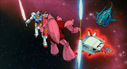 Gundam vs Gelgoog (CCA Version)