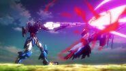 PFF-X7-E3 Earthree Gundam (Ep 18) 07