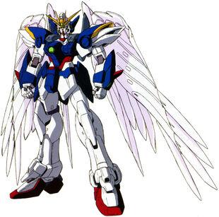 EW Ver. (Wing Zero Custom)-Front