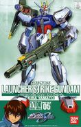 1-100 Launcher Strike Gundam