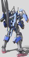 Gundam Avalanche Exia Rear