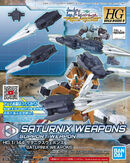 HGBDR Saturnix Weapons