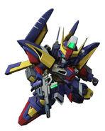 SD Gundam G Generation Genesis Tornado Gundam