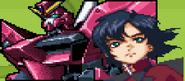 Gundam SEED destiny GBA Athrun 2