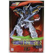 High Grade 1 100 XXXG-01D Gundam Deathscythe (1995) Box Art