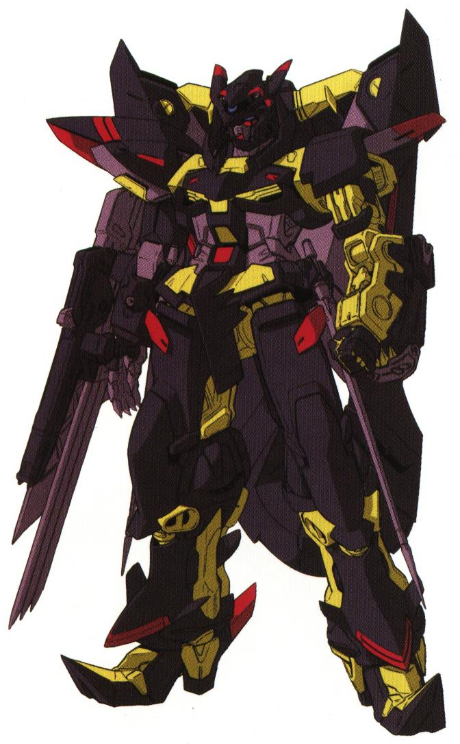 MBF-P01-Re2AMATU Gundam Astray Gold Frame Amatsu Mina | The Gundam ...