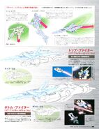 The Architecture of V2 Gundam as seen on Gundam MS Historica Vol 3 2