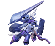 ''SD Gundam G Generation Crossrays'' Kimaris trooper