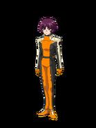 G Gen Cross Rays Custom Character (Female EA Pilot)