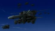 Graham Aker Union Flag Custom with Trident Striker with Flag Squadron