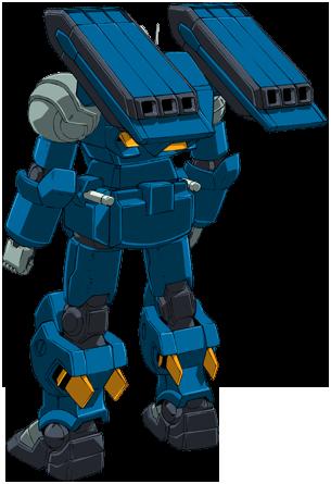 Rear (ONA version)