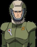 Neo Zeon Pilot Unicorn Ver. A (SRW V)
