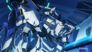 ASW-G-01 Gundam Bael (Episode 43) Close up (3)