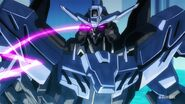 ASW-G-XX Gundam Vidar (Episode 43) Alaya-Vijnana Type E activated (3)