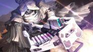 Gundam Snow White (Frozen Teardrop CG) 03