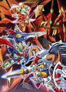 SD Gundam The Last World 4