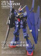 Scratch build - Gundam (Skoll) 1