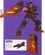GF13-001NHII Master Gundam X1