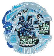 Gundam AGE-FX Gashacoin