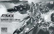 HG Gundam AGE-2 SP Ver.