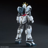 RX-9 Narrative Gundam (Gunpla) (Rear)