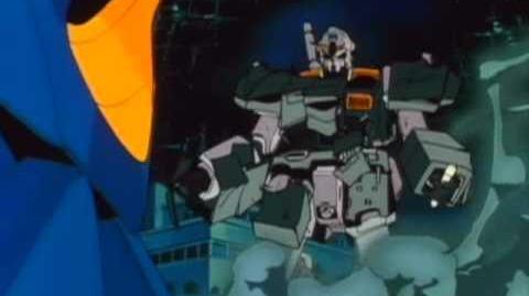 021 RX-78NT-1 Gundam NT-1 (from Mobile Suit Gundam 0080)
