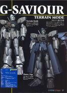 G-Saviour Full Weapon - Terrain