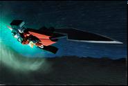 Gundam 00V Senki Arios Gundam AscalonX